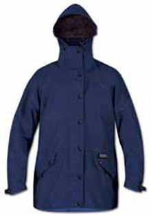 Cascada Jacket Oxford blue