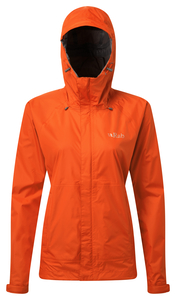 Gibb Outdoors - Rab Downpour Jacket Womens