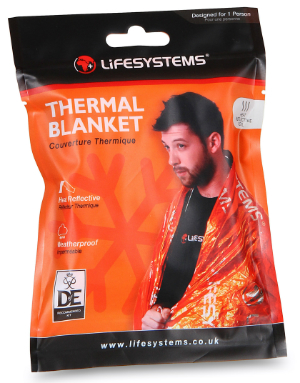 Gibb Outdoors - Lifesystems Thermal Blanket