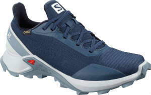 Gibb Outdoors - Salomon Alphacross GTX W