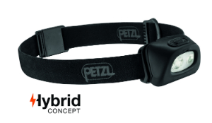 Gibb Outdoors - Petzl Tactikka Plus RGB