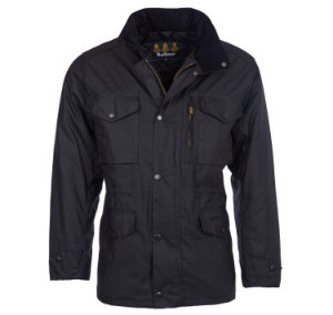 Gibb Outdoors - Barbour Sapper Wax Jacket