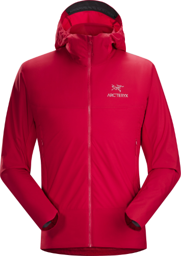 Gibb Outdoors - Arcteryx Atom SL Hoody Toreador