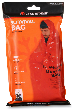 Gibb Outdoors - Lifesystems Survival Bag.