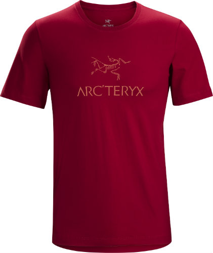 Arcteryx Arc-word T-Shirt Volcano