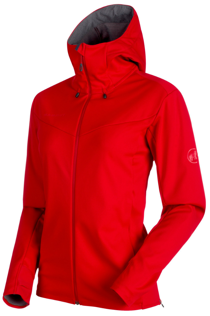Mammut - Ultimate V SO Hooded Jacket Women