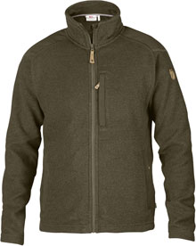 Fjall Raven Buck Fleece green