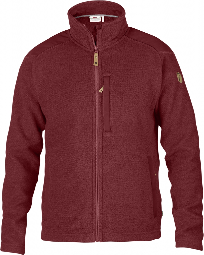 Fjall Raven Buck Fleece red