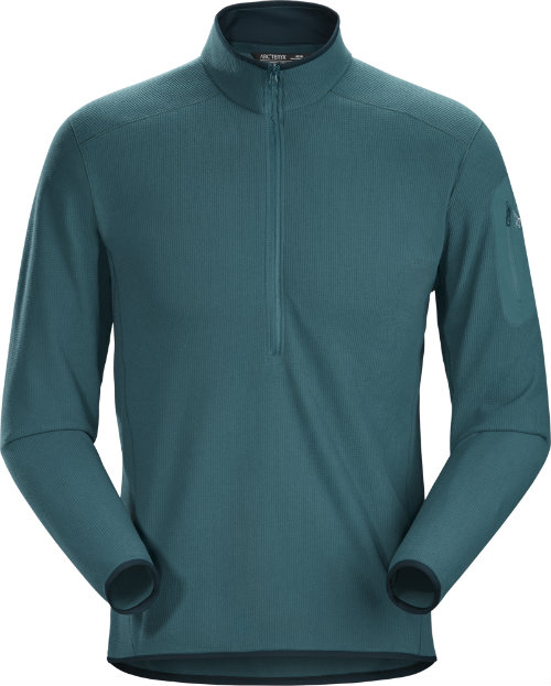 Gibb Outdoors - Arcteryx Delta LT Zip Neck